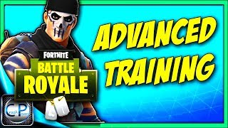 Fortnite Battle Royale Tips And Tricks ADVANCED TRAINING