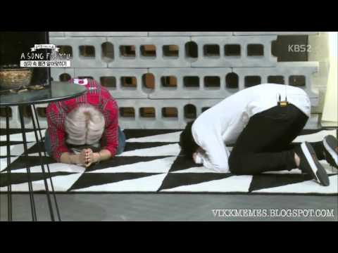 150920 VIXX LR  SONG FOR YOU  Leos reaction to Ravis bug freakout