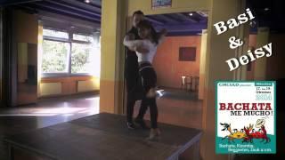 CLASE DE BACHATANGO BASI Y DEISY EN MUNICH   (ALEMANIA )