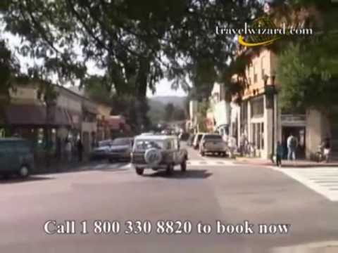 Marin County Travel Video: Marin Video