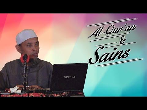 Al-Qur'an & Sains - Ustadz Ali Ahmad Bin Umar