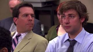 The Office- Did I stutter?