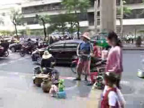 @ Silom Road – Bangkok- Thailand