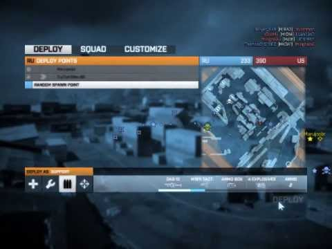 Battlefield 3 com Marujo