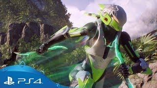 Anthem Launch Trailer Ps4