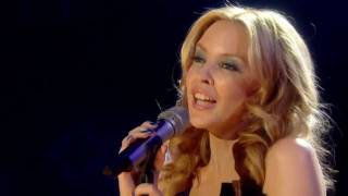 Клип Kylie Minogue - All The Lovers (live)