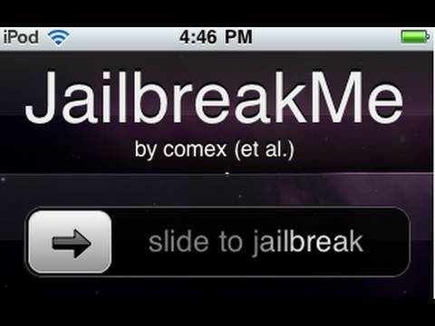 Jailbreak 4.0 & 4.0.1 on iPhone 4, 3Gs, 3G iPod Touch 1G 2G 3G & iPad