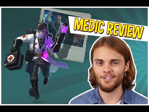 Blitz Brigade Reviews - Medic