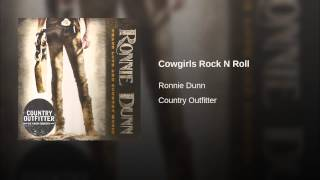 Ronnie Dunn Cowgirls Rock N Roll