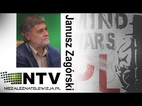 Janusz Zagórski - NTV - Problem Kontroli Umysłu