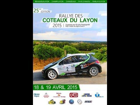 25eme Rallye Des Côteaux Du Layon