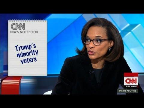 Trump's minority voters