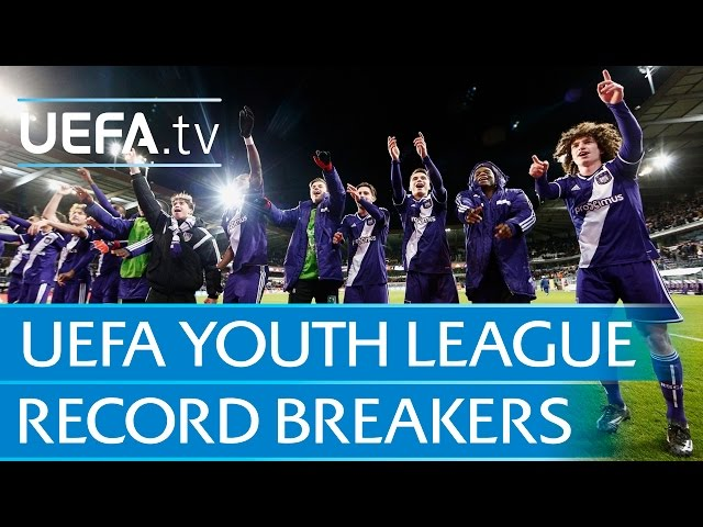 Who has the best fans in the UEFA Youth League?