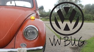 Sights and Sounds of a VW Beetle