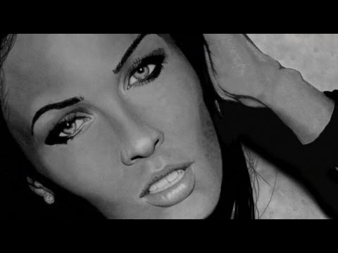 Drawing... Megan Fox