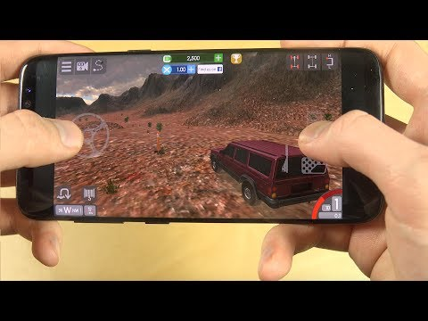 Gigabit Off-Road Samsung Galaxy S8 Gameplay Review