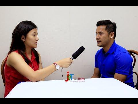 Anil Gurung (Nepal International Football Player) Interview