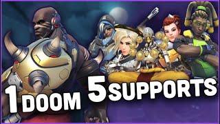 1 DOOM 5 SUPPORTS!