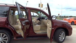 2011 Lexus LX 570 Palatine, Arlington Heights, Barrington, Glenview, Schaumburg, IL 32791A