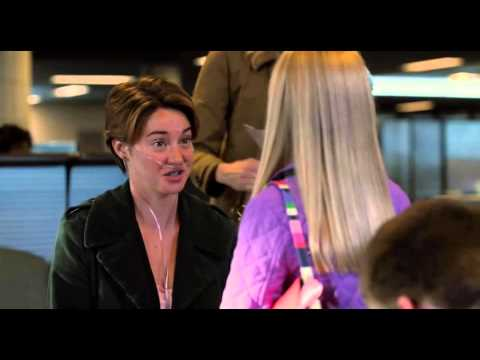 Deleted Scenes from The Fault In Our Stars (HD)
