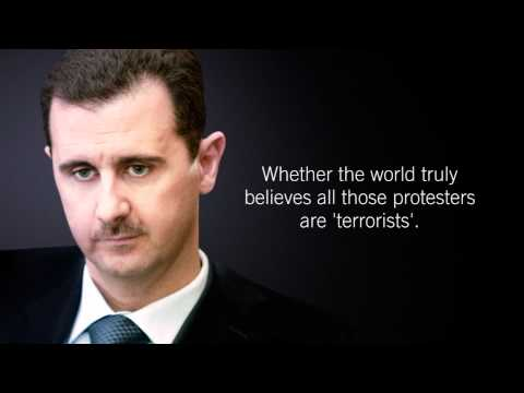 Putin, stop Assad (English version)