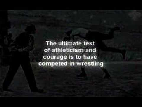 FILA Wrestling Video