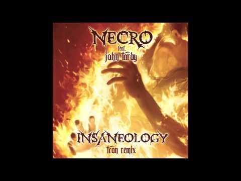 Necro - Insaneology feat. John Tardy of Obituary (Tron Remix)