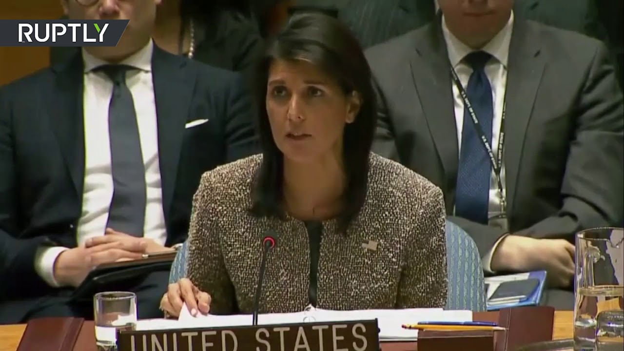 DPRK regime 'will be utterly destroyed' - Nikki Haley