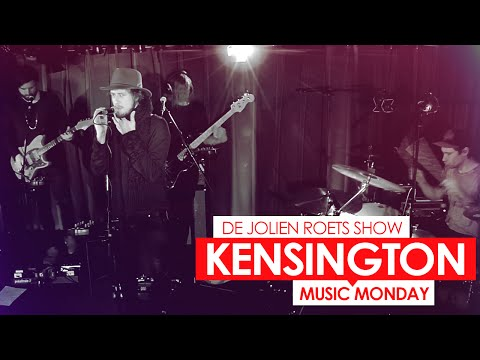 Kensington - Take Me To Church (live bij Q)
