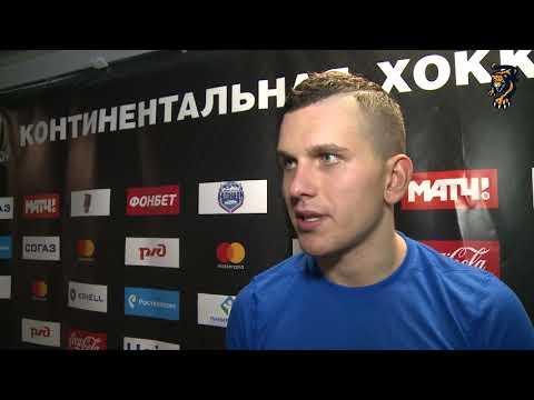 "Павел Падакин  - о победе над ""Ладой"""