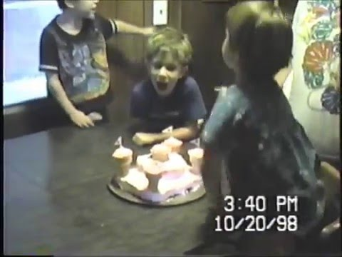 1998 C Oct Krystyns birthday to Halloween