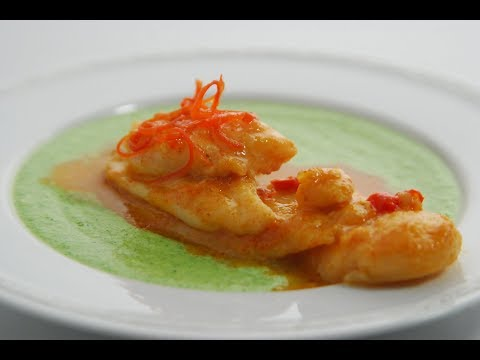 Baked Fish With Broccoli Sauce | New Season | Cooksmart | Sanjeev Kapoor Khazana
