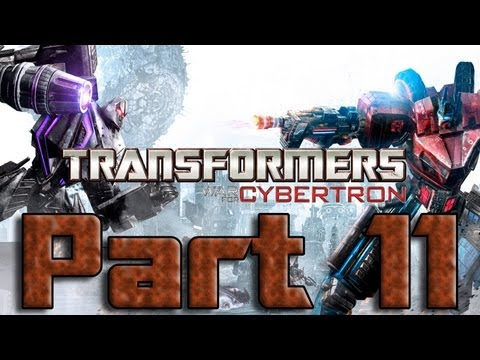 ★ Transformers War for Cybertron - Part 11 Co-Op - The last Prime