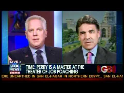 Glenn Beck's Interview with Rick Perry