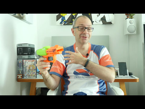 Nerd Block Unboxing July 2014 - Sexy Aliens #NerdBlock