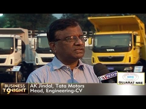 Tata Motors Braces Up For Competition In Commercial Vehicle Space
