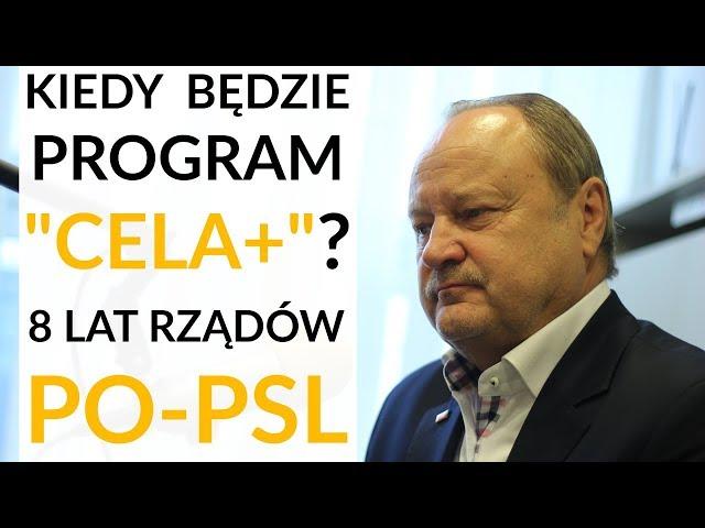 """Szewczak u Gadowskiego: Przez 8 lat rządów PO-PSL wyłudzono 266 mld zł. Gdzie jest """"Cela+""""?"""