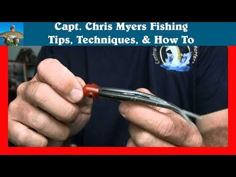 How to Rig Soft Plastic Baits and Lures for Fishing
