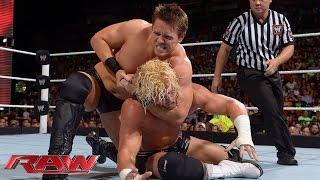 Dolph Ziggler vs. The Miz: Raw, July 21, 2014
