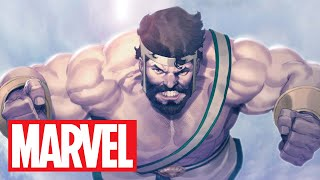Every Olympian God in the Marvel Universe EXPLAINED!
