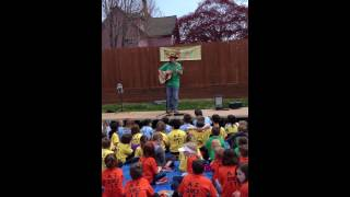 video Celebrated the 30th Anniversary of Arbor Day at Newtown PA. I have been performing there for 15 years. One of my favorite concert dates of the year.