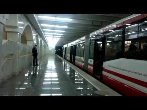 Скоростной трамвай г. Волгоград, первая и вторая линия.