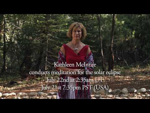 Meditation For Balancing Divine Feminine And Masculine Kathleen Mcintire video