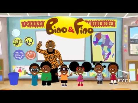 A Cartoon That Celebrates Your Child's Black and African Heritage