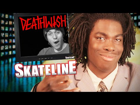 SKATELINE - Moose, Furby, Marc Johnson, Freestyle, Joey Brezinsky, Back 360 kickflip & More