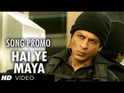 Hai Ye Maya (Song Promo) Don 2 ShahRukh Khan