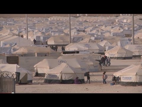 Syria refugee crisis: Helping those who ve lost everything