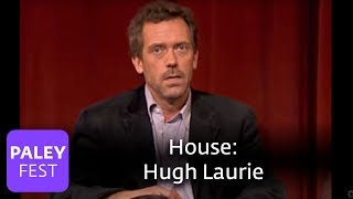 Hugh Laurie on Joining House