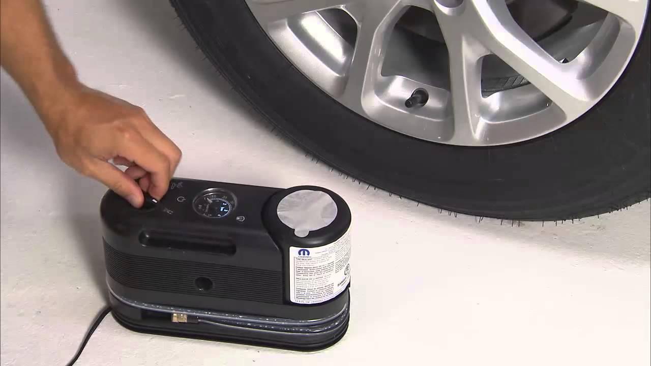 2014 Dodge Dart Tirefit Kit Youtube
