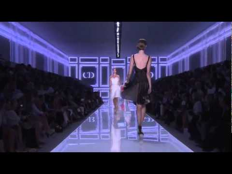Desfile Dior-Paris Fashion week- Verão 2012